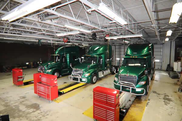 Enjoy working at Daggett Truck Line Inc.