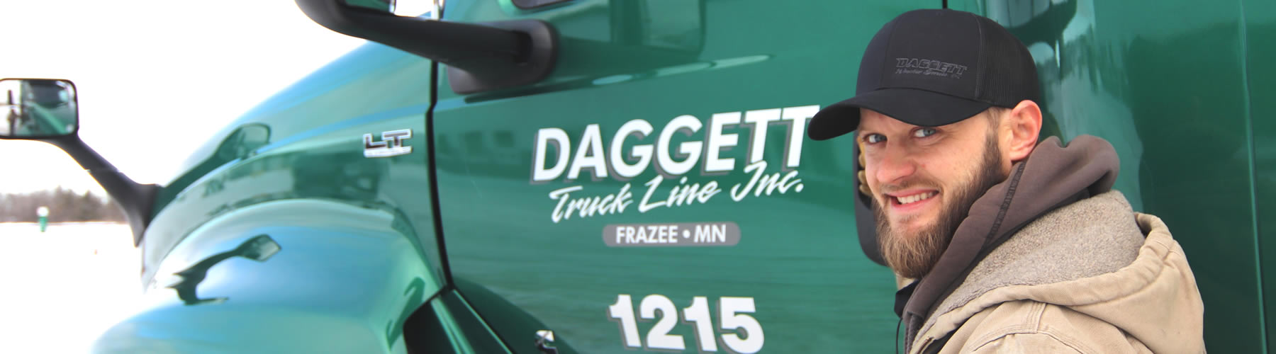 Get a great truck driving job at Daggett Truck Line Inc.