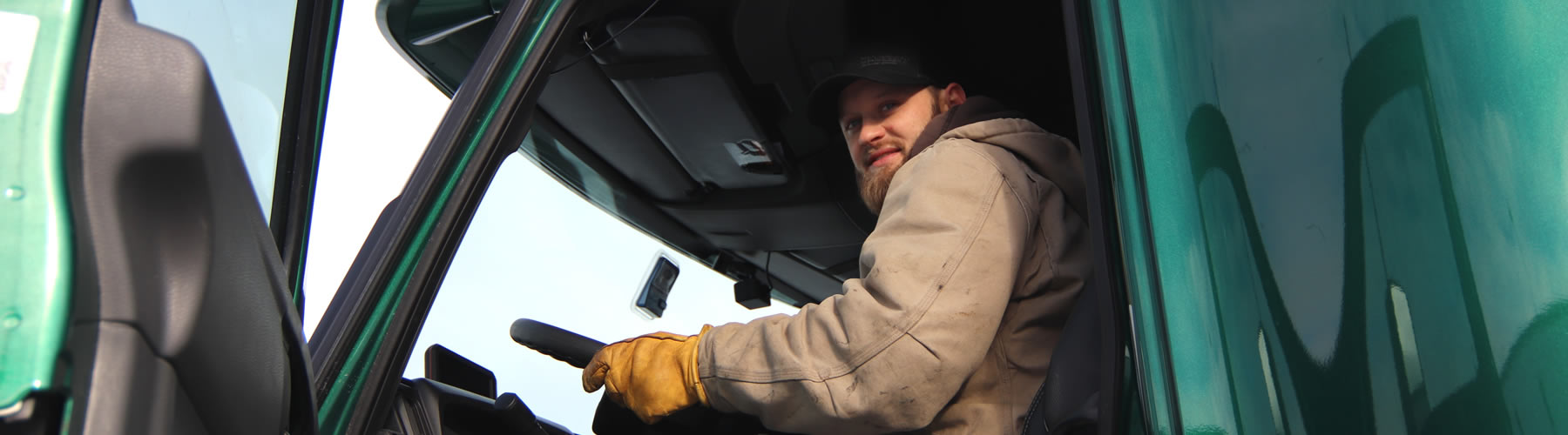 Apply now for a job with Daggett Truck Line Inc. from Frazee and Clearwater, Minnesota.