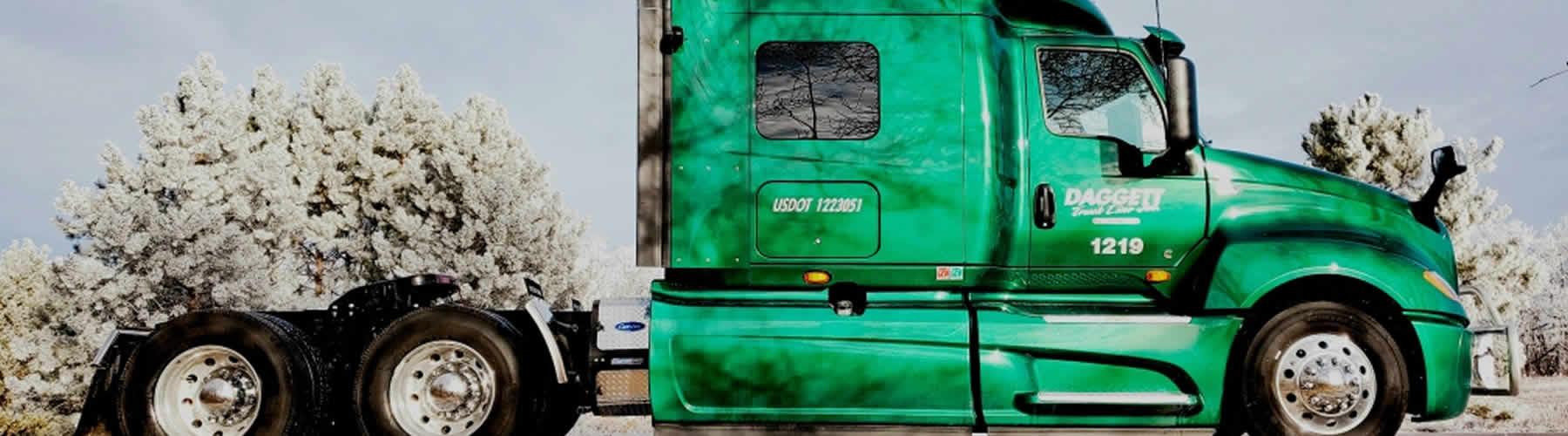 Daggett Truck Line Inc. has an office in Clearwater, Minnesota.