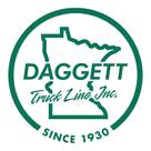 Daggett Truck Line, Inc. of Frazee, MN  - Logo
