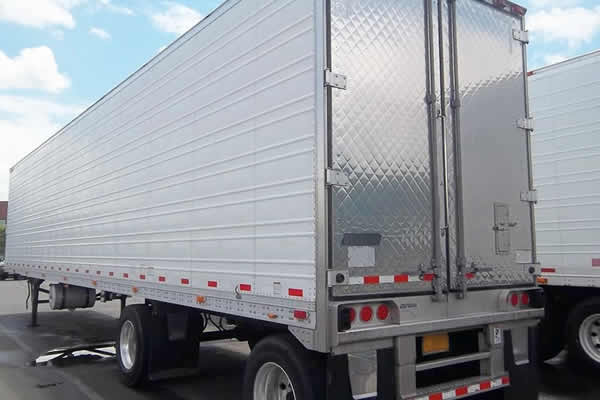 Trailer Services and repair available with Daggett Truck Line Inc.